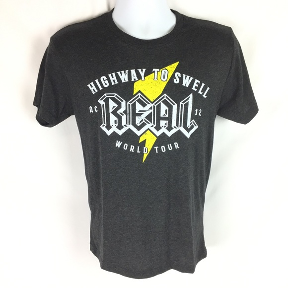7fd7dd0f6c1c Next Level Apparel Shirts | Next Level Highway To Swell Graphic Tee ...